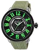 [テンデンス]TENDENCE 腕時計 フラッシュ グリーン文字盤 TY531002  【並行輸入品】