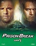 プリズン・ブレイク シーズン5 ブルーレイBOX [Blu-ray]