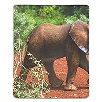 マウスパッド 防水 耐久性が良い 滑り止めゴム底 滑りやすい表面 マウスの精密度を上がる 象