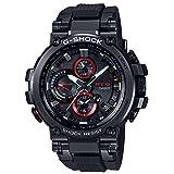 [カシオ] 腕時計 ジーショック MT-G Bluetooth 搭載 電波ソーラー MTG-B1000B-1AJF メンズ ブラック