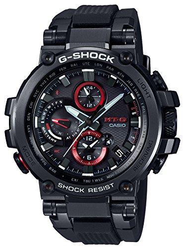 [カシオ]CASIO 腕時計 G-SHOCK ジーショック MT-G Bluetooth 搭載 電波ソーラー MTG-B1000B-1AJF メンズ