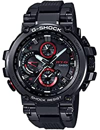 [カシオ]CASIO 腕時計 G-SHOCK ジーショック MT-G Bluetooth搭載 電波ソーラー MTG-B1000B-1AJF メンズ
