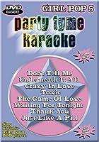 Party Tyme Karaoke: Girl Pop 5 [DVD] [Import]