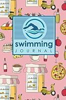 Swimming Journal: Swim Training Book, Swimming Tracker, Swimming Log, Swim Log Book, Cute Rome Cover (Swimming Journals)