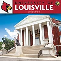 University of Louisville Wall Calendar by TF Publishing 2016 [並行輸入品]