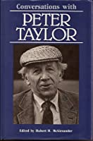 Conversations With Peter Taylor (Literary Conversations Series)