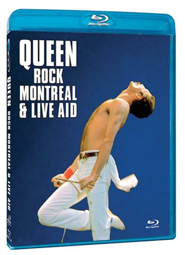 Queen Rock Montreal & Live Aid / [Blu-ray] [Import]の詳細を見る