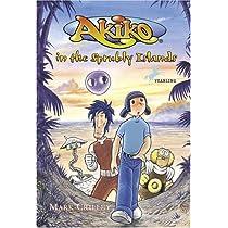 Akiko in the Sprubly Islands