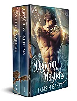 Dragon Masters: Fantasy Romance Duet by [Baker, Tamsin]