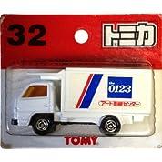 トミカ 32 いすゞエルフ引越トラック アート引越センター (ブリスター)