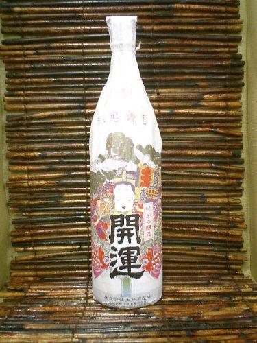 土井酒造場「開運 特別本醸造」1800ml (静岡)