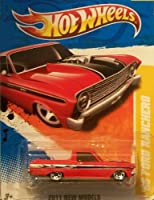 2011 Hot Wheels - '65 Ford Ranchero