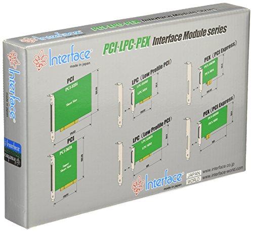 インタフェース 1024バイトFIFO搭載 調歩同期RS485 422  2CH LPC-466102