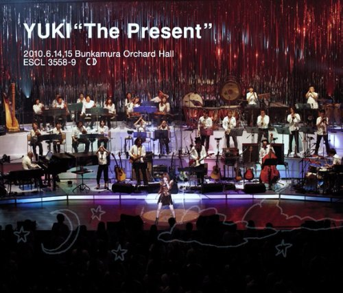 "YUKI""The Present""2010.6.14,15 Bunkamura Orchard Hall"