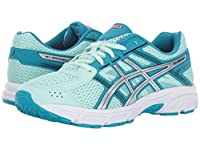 [アシックス] ASICS Kids ガールズ GEL-Contend 4 GS (Little Kid/Big Kid) スニーカー Glacier Sea/Silver/Aqua 2 Little Kid(20.6cm) - M [並行輸入品]