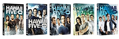 Hawaii Five-0 [DVD] [Import]