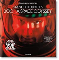 Stanley Kubrick's 2001: A Space Odyssey. Book & DVD Set (Movie & Making of)