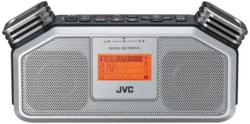 JVC ラジカセ RD-R2-S [シルバー]