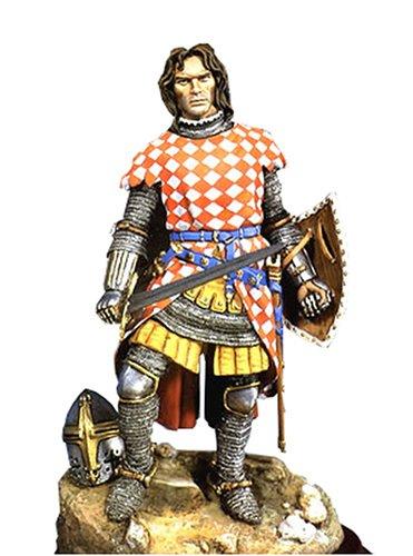 アンドレアミニチュアズ S8-F26 Medieval Knight 1.320