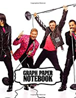 Notebook: Backstreet Boys BSB American Vocal Group Best-Selling Boy Band of All Time And Best-Selling Music Artists, Supplies Student Teacher Daily Creative Writing, Teenage Adults Soft Cover Paper 8.5 x 11 Inches 110 Pages