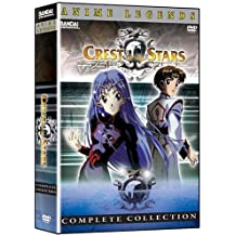 Crest of Stars: Anime Legends Complete Collection [DVD] [Import]