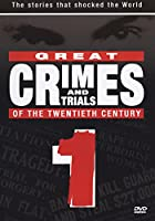 Great Crimes & Trials of the 20th Century 1 [DVD]