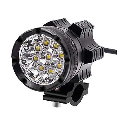Leorealko 7 Motorcycle Headlight Motorcycle Headlight Motorcycle Headlight Bulb h4 led Headlight Bulb Motorcycle LED Motorcycle Headlight Waterproof Bulb Low Energy Motorcycle Headlamp