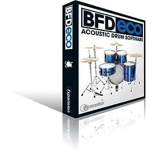 FXpansion BFD Eco ドラムソフト音源