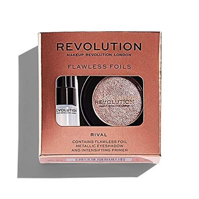 腐ったスキーム具体的に[Revolution ] ライバル革命完璧な箔 - Revolution Flawless Foils Rival [並行輸入品]