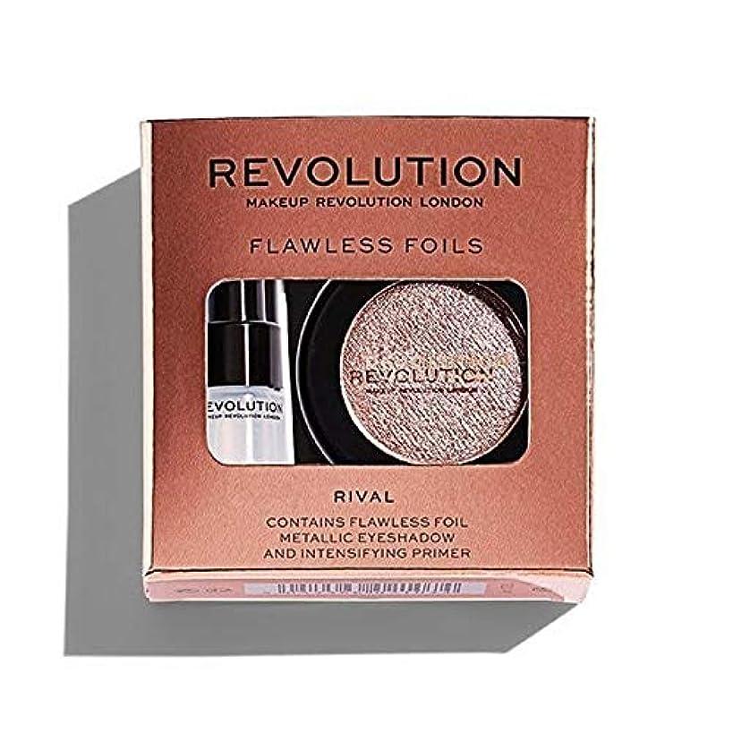 タイヤ残り物換気する[Revolution ] ライバル革命完璧な箔 - Revolution Flawless Foils Rival [並行輸入品]