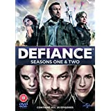 Defiance (Seasons 1 & 2) - 9-DVD Box Set ( Defiance - Seasons One and Two (25 Episodes) )