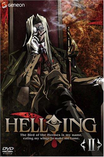 HELLSING II [DVD]の詳細を見る
