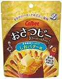 カルビー おさつビーしおバター味 36g
