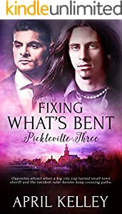 Fixing What's Bent: An MM Small Town Romance (Pickleville Book 3) (English Edition)