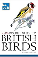 RSPB Pocket Guide to British Birds Paperback