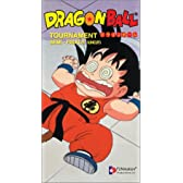 Dragon Ball ― Tournament Semi Final / Dubbed in English [VHS] [Import]