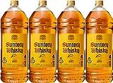 サントリー ウイスキー 角瓶 ペット4000ml×4本