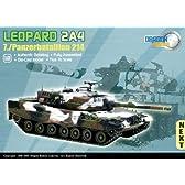 ドラゴンアーマー 60133 レオパルド2A4第214戦車教導大隊 ハセガワ