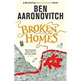 Broken Homes: The Fourth Rivers of London novel