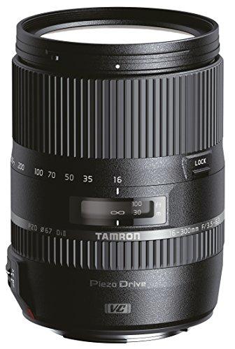 TAMRON 高倍率ズームレンズ 16-300mm F3.5-6.3 DiII VC PZD MACRO キヤノン用 APS-C専用 B016E