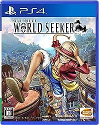 【PS4】ONE PIECE WORLD SEEKER【早期購入特典】湯けむり温泉ミッション&水着 コスチュームが入手できるプロダクトコード (封入)