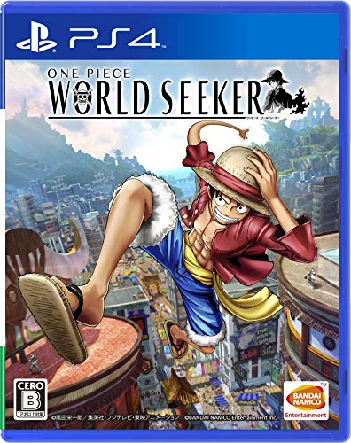 【PS4】ONE PIECE WORLD SEEKER