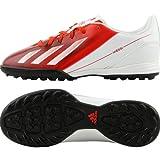adidas(アディダス)【G65379】F10 TRX TF J サッカー トレーニングシューズ ジュニアRホワイト*Dオレンジ*ブラック 24.5