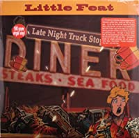 Late Night Truck Stock Stop [12 inch Analog]