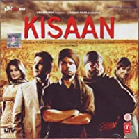 Kisaan (Film Soundtrack / Bollywood Movie Songs / Indian Music CD) by Daboo Malik