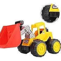 Kids Beach Toy Truckエンジニアリング車両ブルドーザー