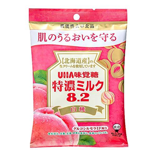 特濃ミルク8.2 白桃