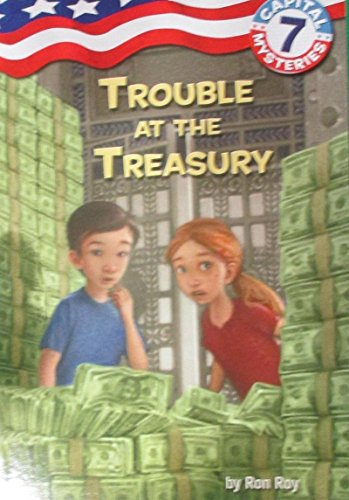 Capital Mysteries #7: Trouble at the Treasuryの詳細を見る