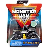 Monster Jam 2019 El Toro Loco Grey