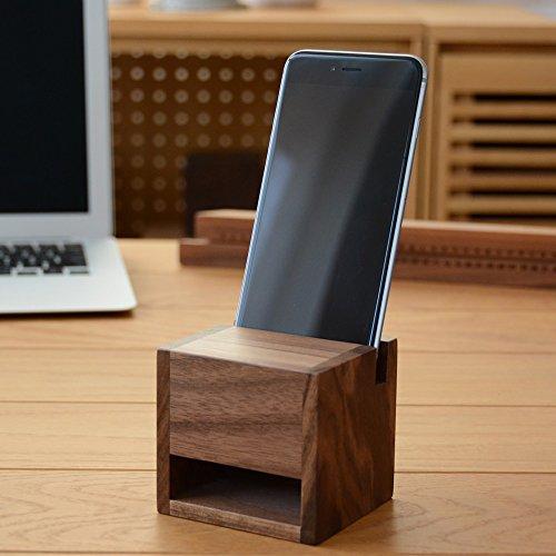 【ニューファミリーツリー】iPhone 木製スピーカースタンド